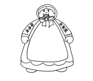 Old Lady Who Swallowed a Fly downloadable printable s for you and your kids.