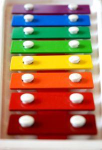 Preschool Activity-Making musical instruments for kids and preschoolers.