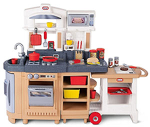 Little Tikes Play Kitchen Sets For Kids – Preschool Learning ...