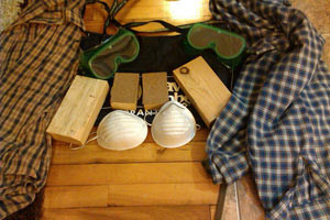Construction dramatic play activity for pre k children.