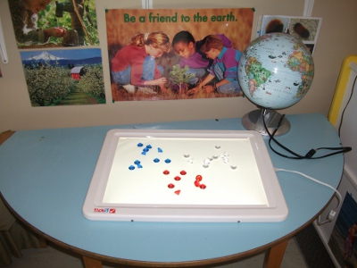 Light Table Activities For Toddlers Preschool