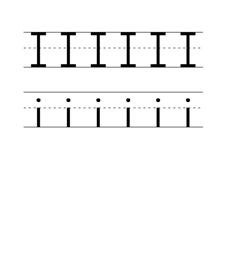 Uppercase letter I printable worksheet