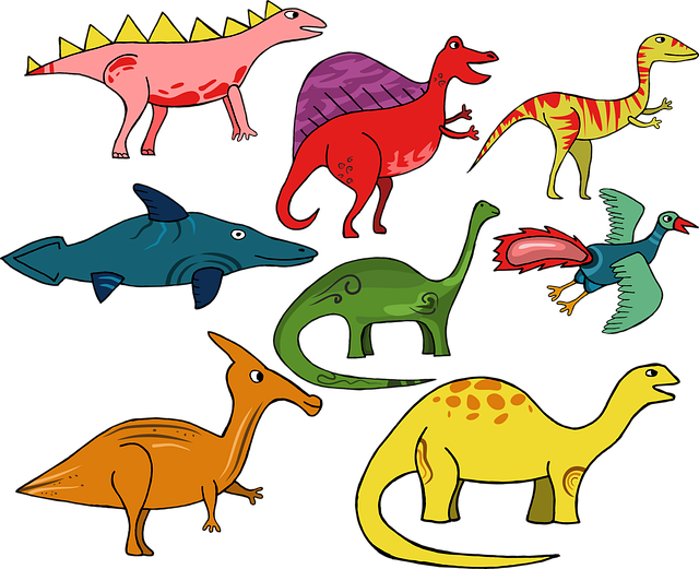 Dinosaur Pictures for kids